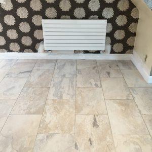 Customer tiles