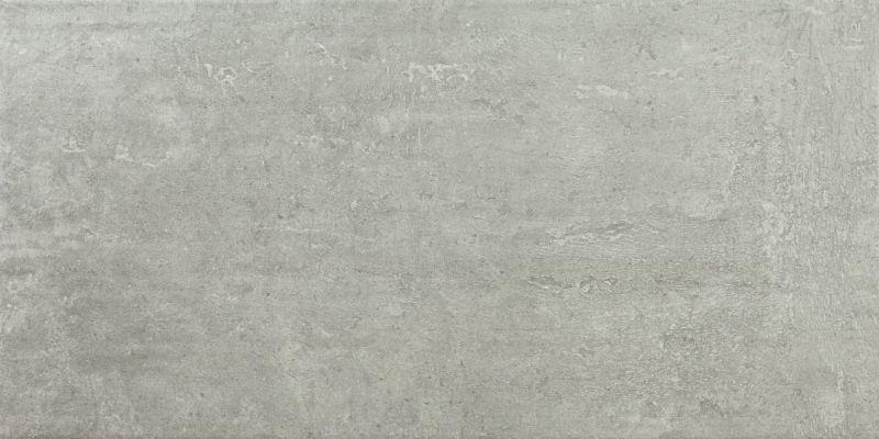 Brushstroke Gris Grey Matt Porcelain Tile