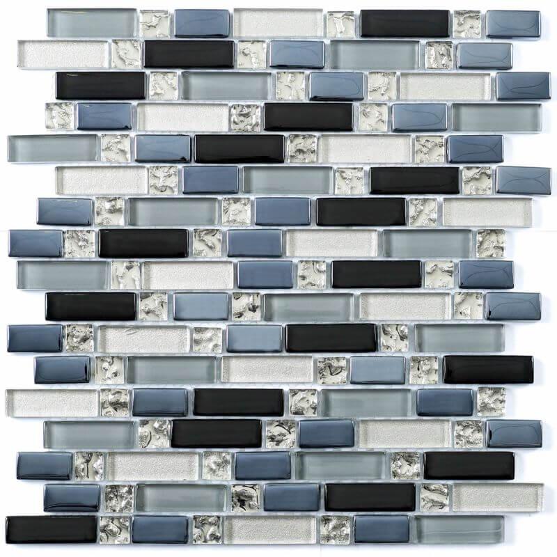 HT Mosaics 30066 Various  Glass Tile