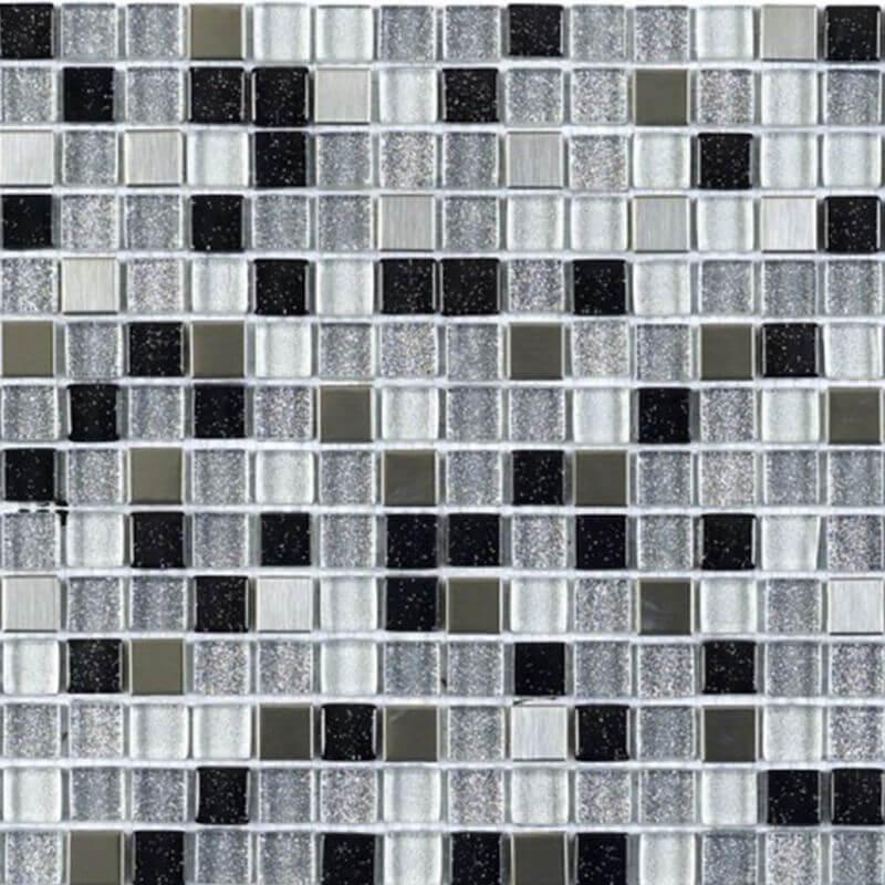 HT Mosaics 30074 Various  Glass Tile