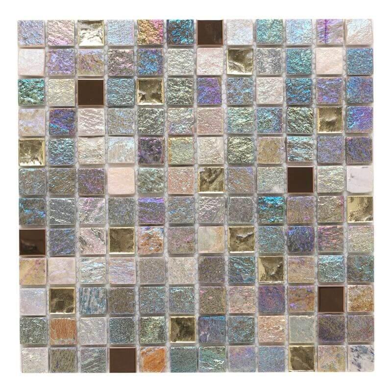 HT Mosaics 30145 Various  Glass Tile