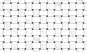 English Stone Ivory Polished Porcelain Tile