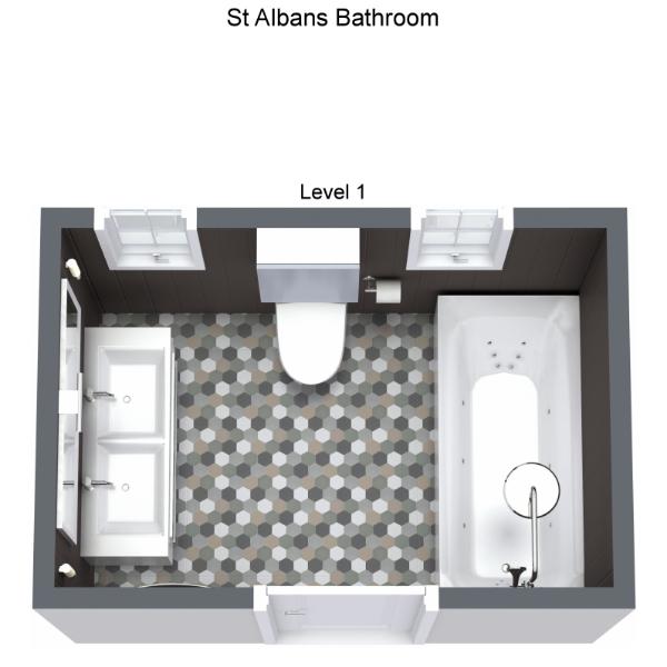st albans bathroom