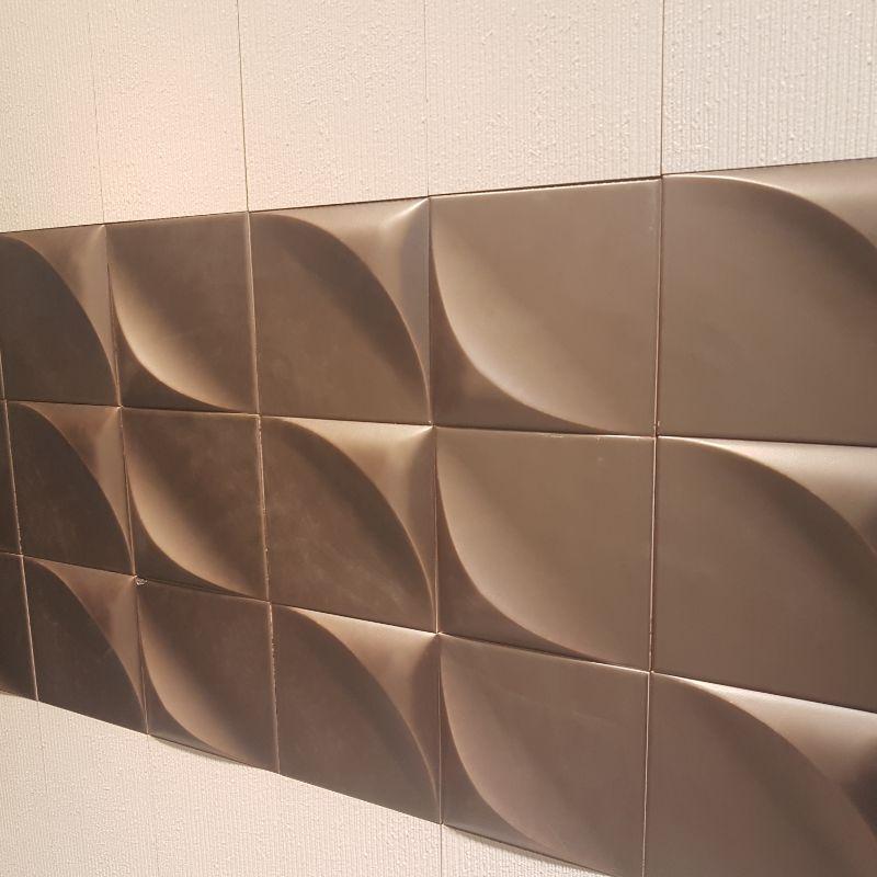 Bronze Metallic Tiles