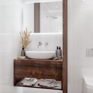 Bathroom shot of Ice White